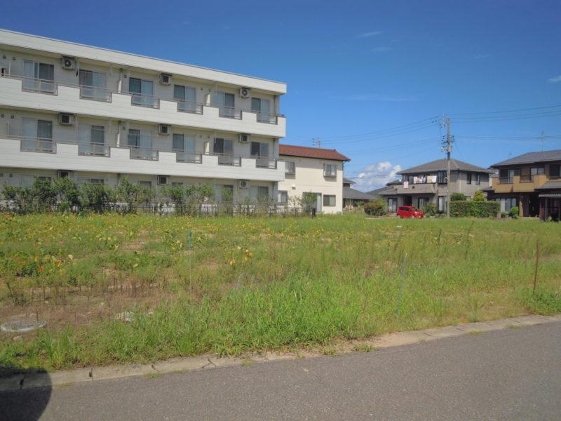 新潟市西区みずき野1丁目102番2・102番3