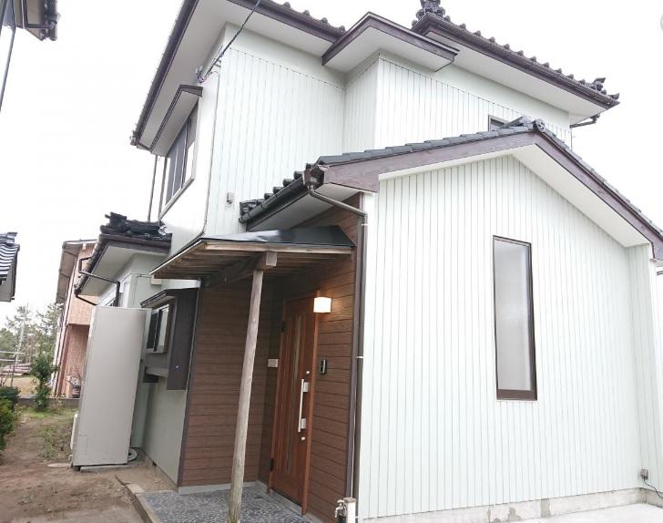 新潟市西区五十嵐2の町 中古住宅