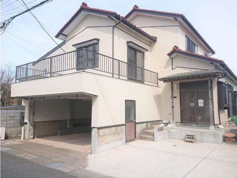 新潟市西区五十嵐中島2丁目 中古住宅