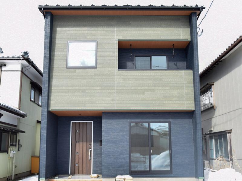 新潟県新潟市東区幸栄1丁目 新築住宅