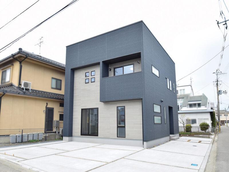 新潟市中央区弥生町 新築住宅