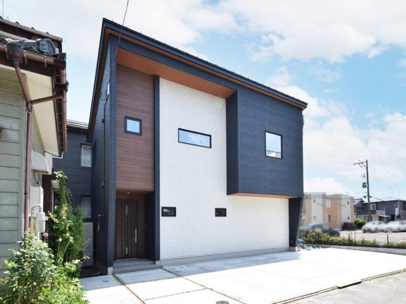 新潟市中央区高志1丁目 新築住宅